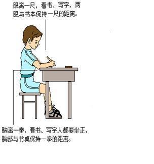 个人主页 医生文章 详情    3岁以上的儿童读书写字的时间逐渐增多
