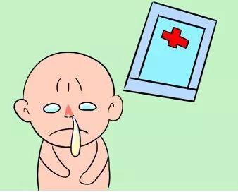 宝宝流鼻涕怎么办?图片