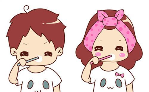 正确刷牙方法有助牙龈健康
