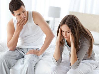 夫妻爱爱时绝不能碰触的4个禁忌