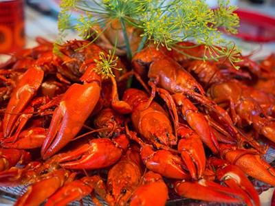 小龙虾与什么食物相克