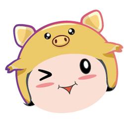 我爱吃福成我要做调�_让我们来看看金猪宝宝——猪小福是如何孕育而生的吧!