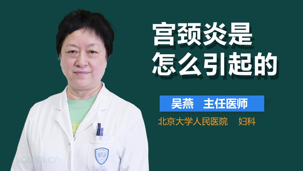 宫颈炎如何用药_宫颈炎吃药多久能好_有来医生